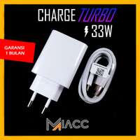 CHARGER XIAOMI MI 9 K20 PRO MI NOTE 10 FAST CHARGING TURBO CHARGE QC4+ - 22.5W