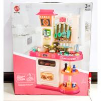 Western Kitchen Set Premium Mainan anak dapur dapuran masak masakan