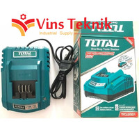 charger TOTAL cordless 20V Fast Intelligent Charger