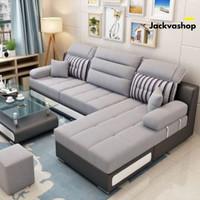 Sofa Minimalis L sudut Terbaru