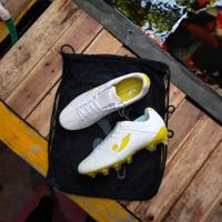 Sepatu bola Concave Halo+ White Gold Origonal