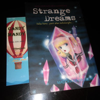 Komik Serial Misteri Strange Dream