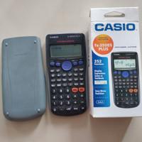 scientific calculator casio fx 350 es plus 2nd