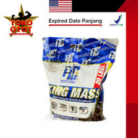 King Mass XL 20 Lbs Ronnie Coleman Signature Series Weight Gainer