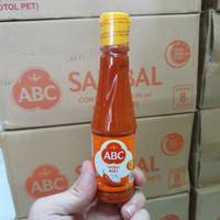 Saus Sambal Asli ABC 135ml - 1 Botol (GROSIR MURAH)