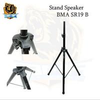 STAND SPEAKER BMA SR19 B KAKI BOX SPEAKER SR 19 19B BMA ORIGINAL
