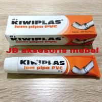 LEM PIPA PVC PARALON 40gr merk KIWIPLAS