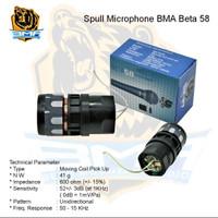 SPUL SPULL MICROPHONE MIC BMA BETA 58 SPOL SPOOL ELEMEN MIK BETA58 ORI