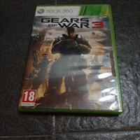 original dvd xbox 360 gears of war 3