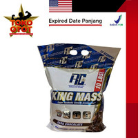 King Mass XL 10 Lbs Ronnie Coleman Signature Series Weight Gainer