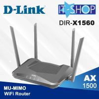 D-Link WiFi 6 Router AX1500 DIR-X1560