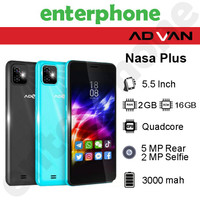 Advan Nasa Plus 2/16 Ram 2Gb Internal 16Gb Garansi Resmi