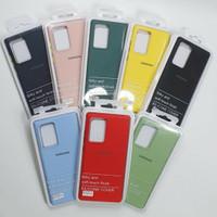 Samsung Galaxy Note 20 Plus Macaron Tone Case / Silicone Macaron