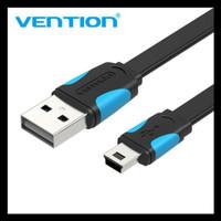Vention A14 Kabel Data Mini 5 pin USB 2.0 - Hitam(25cm)