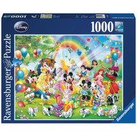 RAVENSBURGER - THE QUEEN OF HAREM PUZZLE 1000 PCS