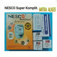 NESCO MultiCheck 3in1 SUPER KOMPLIT. l Alat NESCO 3 in 1 Multi Check.
