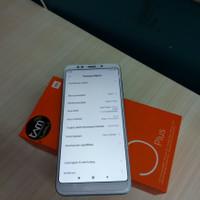 Second Xiaomi Redmi 5 Plus 4/64GB fullset Ori - BLUE