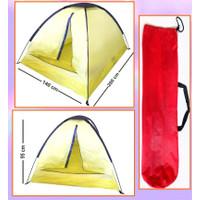 Tenda Dome UK 140 x 200 x 95 cm Polos - Tenda Camping