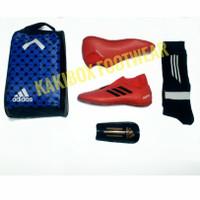 sepatu futsal adidas copa tango paket komplit