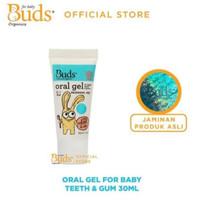 Dijual Buds OralCare Organic Oral Gel For Baby Teeth & Gum Berkualita