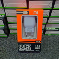 Tc Travel Charger XIAOMI Quick Single Usb Port 3.5A Max Packing Import