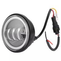 Headlamp Lampu Daymaker Drl Streetcub 4,5inc