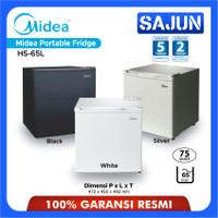 Midea HS65L Kulkas Portable 65 Liter Kulkas MIni Midea HS-65L