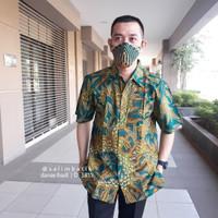 Kemeja Batik Danar Hadi Solo Motif 0540