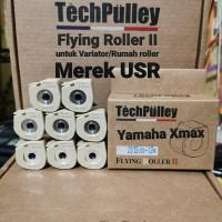 FR2 Flying Roller II Yamaha Xmax 8 Roller Khusus Variator Pulley USR T