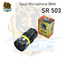 SPUL SPULL MICROPHONE MIC BMA SR 503 SPOL SPOOL ELEMEN MIK SR503 ASLI