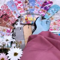 kaos kaki jempol printing grosir