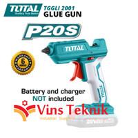 Mesin glue gun cordless lem tembak baterai 20V
