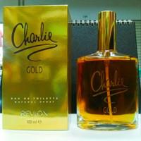 CHARLIE PARFUM REVLON ORIGINAL 100ML - Gold