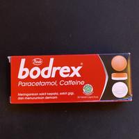 Bodrex tablet isi 20