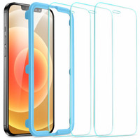 Tempered Glass iPhone 12 Pro Max / 12 / 12 Pro ESR Anti Gores 2 Pack