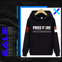 sweater free fire anak