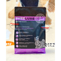 pureluxe small breed all life stages dog food 1,81 kg holistic