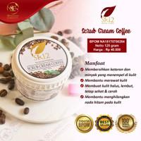 SCRUB COFFEE LULUR SR12 LULUR PERONTOK DAKI PENCERAH TUBUH 125gr
