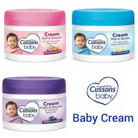 Cussons Baby Cream 100g dan 50g / Krim Bayi Cussons