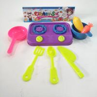 souvenir ultah - kitchen set mini - mainan masak masakan murah - kado