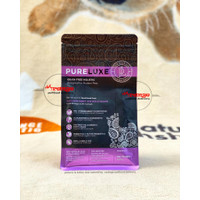 pureluxe small breed all life stages dog food 400 gr grain free