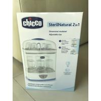 Steril botol susu chicco 2 in 1