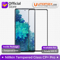 Tempered Glass Samsung Galaxy S20 FE Nillkin Anti Explosion CP+ Pro