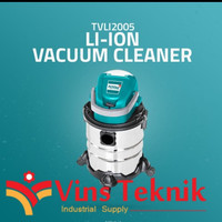 mesin penghisap debu baterai cordless vacuum cleaner TOTAL TVLI2005