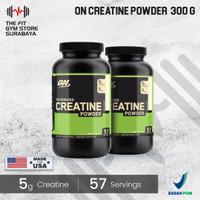 Optimum Nutrition ON Creatine Powder 300 Gr Platinum Creatine Dymatize