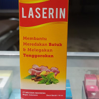 laserin 110 ml obat batuk