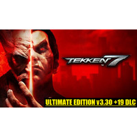 PC Games Tekken 7 ULTIMATE EDITION ALL DLC