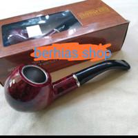 pipa rokok tembakau cangklong import high class