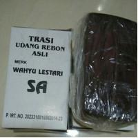 Terasi trasi Udang rebon Wahyu Lestari 250gram