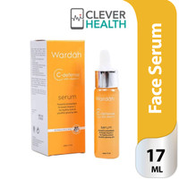 WARDAH C-DEFENSE WITH VITAMIN C SERUM 17 ML/ SERUM WAJAH / FACE SERUM